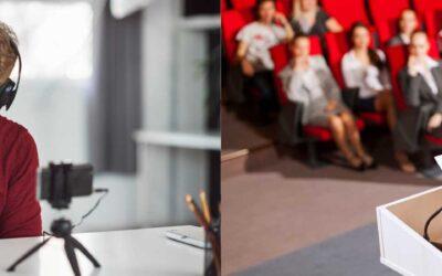 Profound public speaking – mesmerise your audience